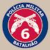 6º Batalhão retira droga de circulação em Itiúba