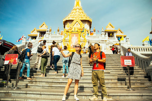Kathmandu to Thailand tour Package cost