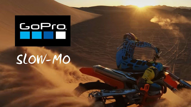 Apply slow motion to GoPro videos on Android