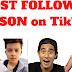Most Followed Person on TikTok April 2020 [AXN ROCKER]