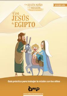 Con Jesús a Egipto