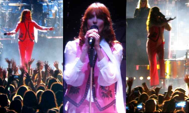 Florence and the Machine Concert Orlando 2016