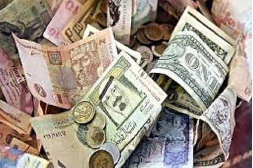 أسعار العملات العربية اليوم بالبنوك المصرية / الأهرام نيوز