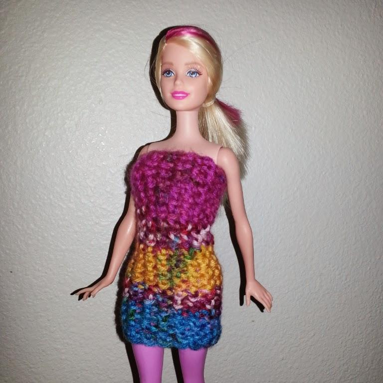 12+ Free Crochet Doll Clothes Patterns | FaveCrafts.com | 767x768