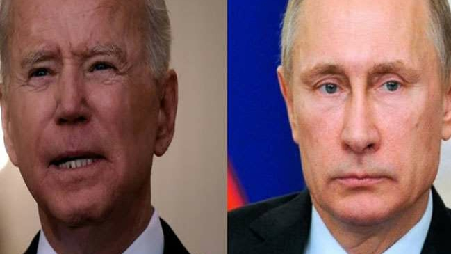 US President Biden calls on Russian President Putin to take action against cyber attackers