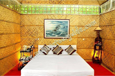 cottages with sea views in alleppey, coastal cottage in alleppey with direct access to sea