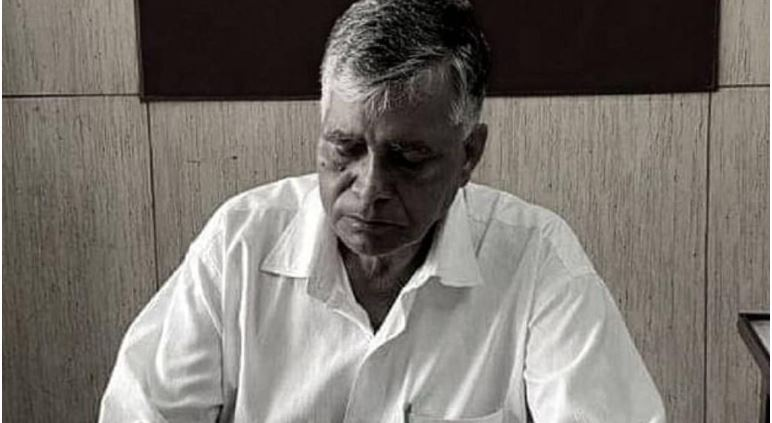 त्रिपुरा माकपा के राज्य सचिव और केंद्रीय समिति के सदस्य गौतम दास का कोरोना से निधन