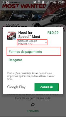 Como Ganhar dinheiro grátis para gasta na Play Store
