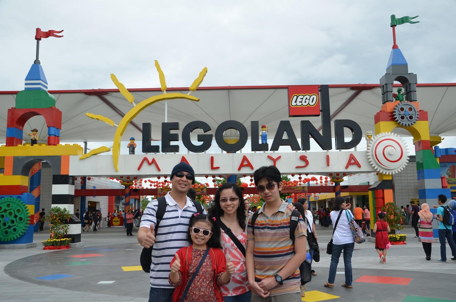 metamorphosis: Piece by Piece: Our Legoland Malaysia Trip