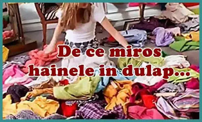 miros urat haine spalate eliminarea mirosurilor din haine