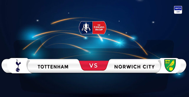 Tottenham vs Norwich City Prediction & Match Preview