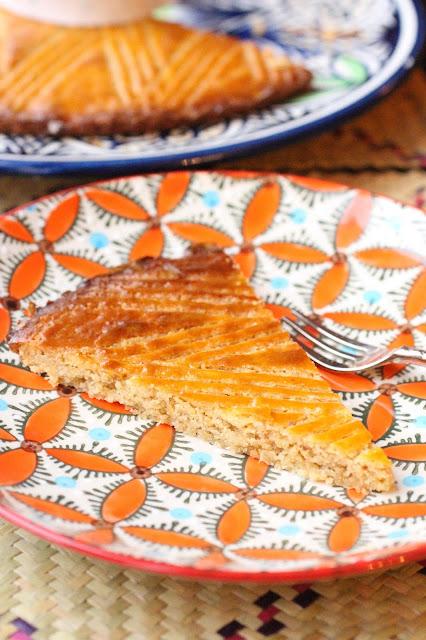 galette des rois noix de coco
