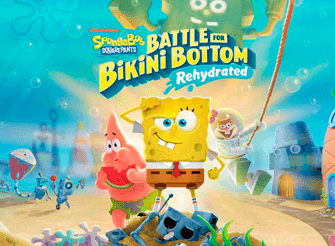 SpongeBob SquarePants: Battle For Bikini Bottom Rehydrated [Full] [Español] [MEGA]