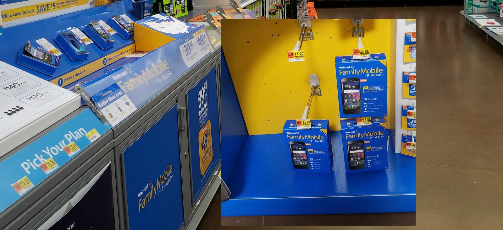 walmart family mobile unlimited talk text data