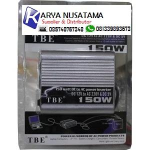 Jual Accu Accu 12V -220V Power Inverter Merk TBE di Bekasi