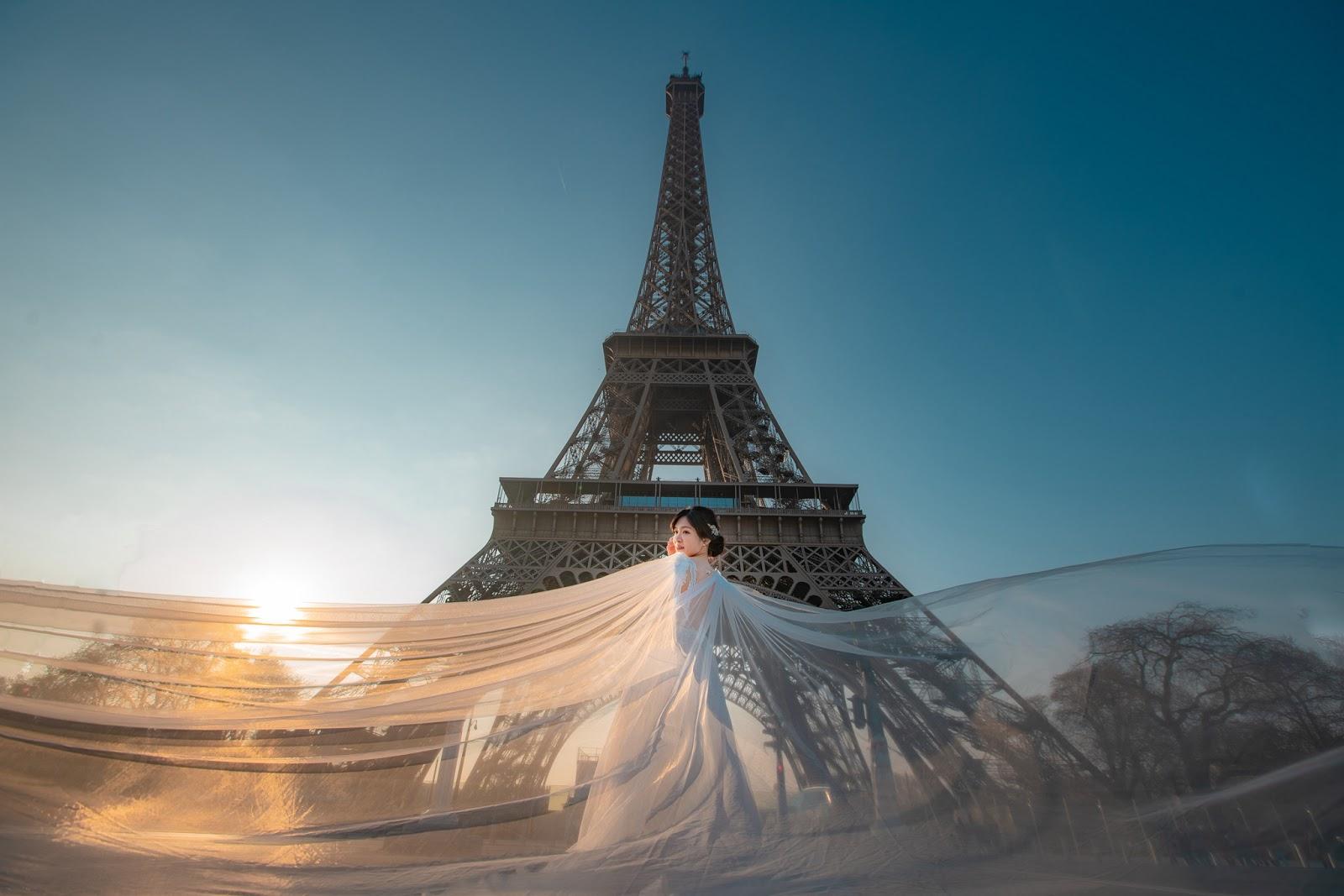 巴黎旅遊景點推薦 巴黎歌劇院 蒙馬特 海外自助婚紗推薦 私密拍攝景點 法國小鎮必吃 巴黎鐵塔超浪漫 台北自助婚紗工作室 楓丹白露 凱旋門 羅浮宮 亞力三大三世橋