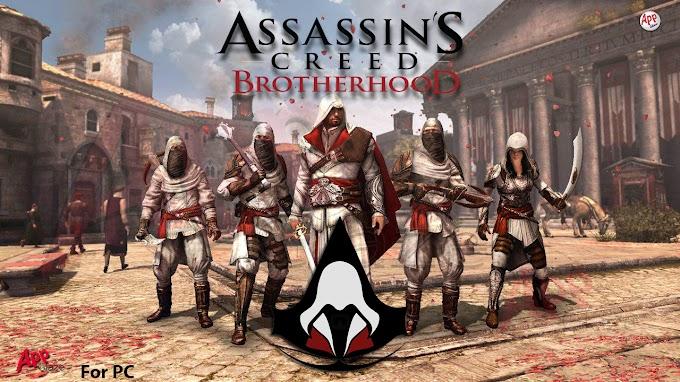 Assassin's Creed brotherhood for windows PC