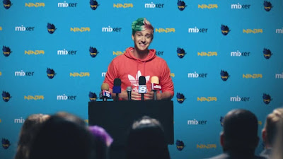 Figure: In relatively recent times, Ninja decided to move to a new platform. Which platform is it?
