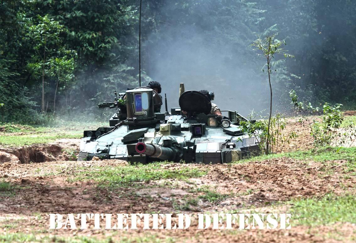 Фінальна партія «Оплотів» надійшла до армії Таїланду