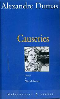Causeries Alejandro Dumas