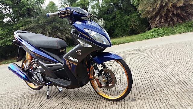 Modifikasi Yamaha Nouvo Elegance 2008, Barang Langka