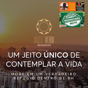 Ville Verdi Residence, Casas 3 quartos, Buritis – Belo Horizonte/MG