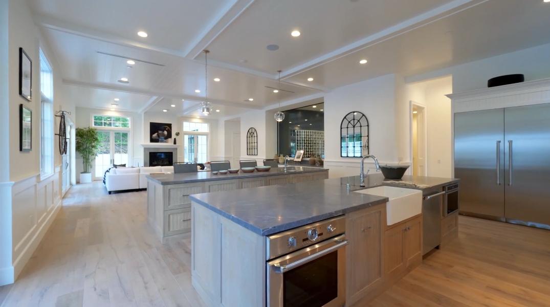 38 Interior Design Photos vs. 16810 Bajio Rd, Encino, CA Luxury Home Tour
