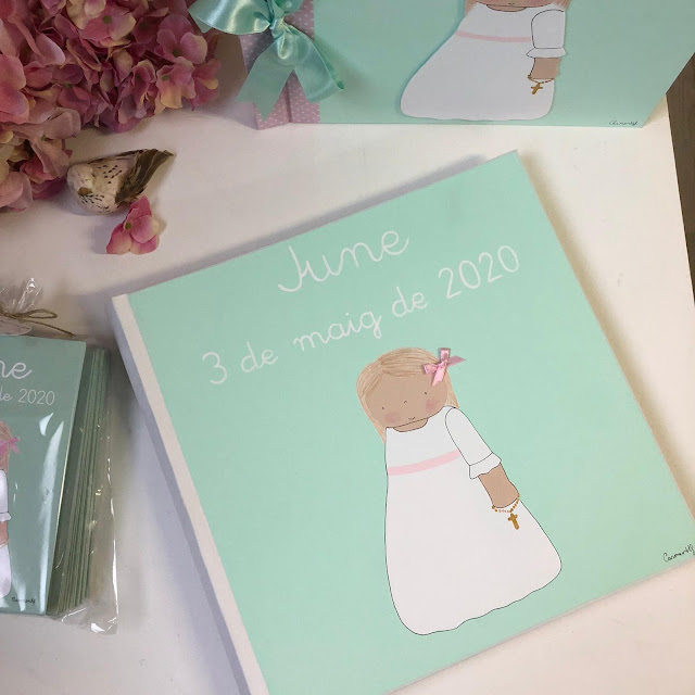 álbum-comunión-libro-firmas-personalizado-niña