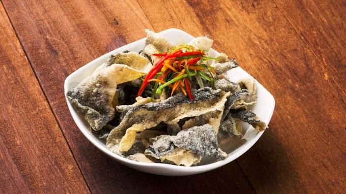 Doyan Makan Kulit Ikan, Apa Saja Manfaatnya untuk Kesehatan?