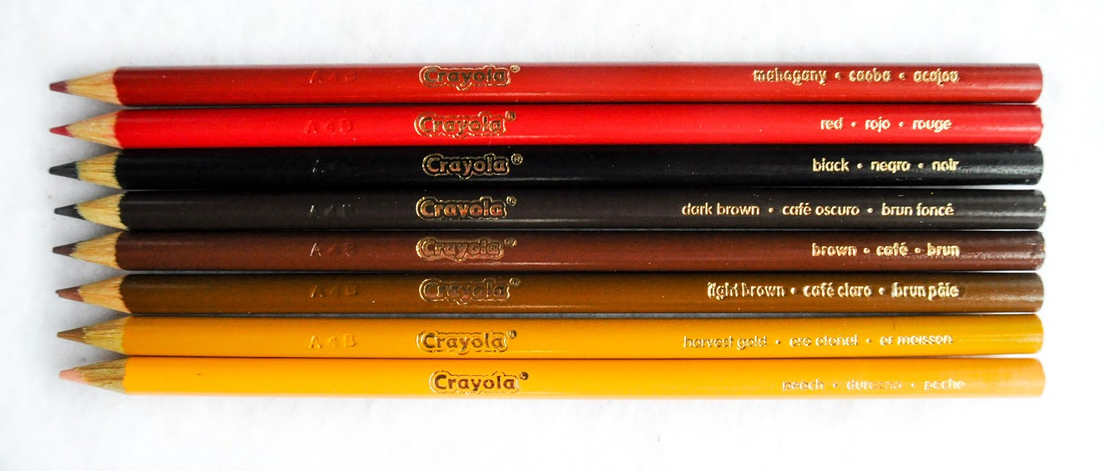 crayola multicultural colored pencils and markers what s inside the