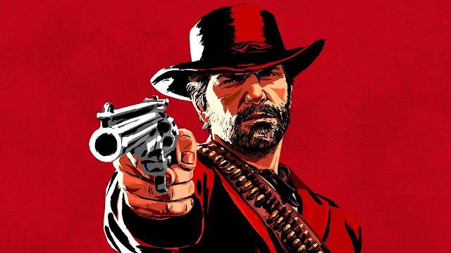 تسريب صورة تؤكد أن طور الباتل رويال قادم للعبة Red Dead Redemption 2 لكن بشكل مختلف ، لنشاهد من هنا
