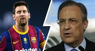 MARCA: Real Madrid convince Barca broke FFP rules amid Messi's contract leak