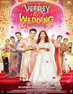 Veerey Ki Wedding 2018 Hindi 700MB Pre-DVDRip x264