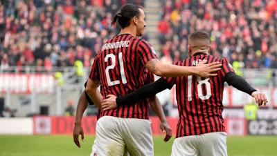 Ibrahimovic AC Milan