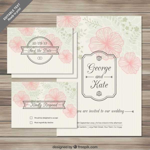 floral-wedding-cards