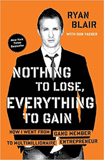 Nothing to Lose, Everything to Gain, Ryan Blair
