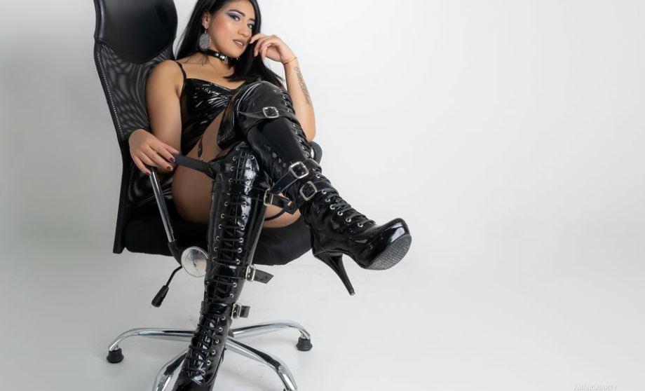 AmandaJensen Model GlamourCams