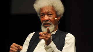 Talking about Buhari's administration not good for my sanity– Soyinka