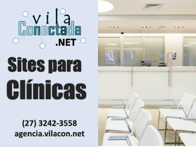 Site para Clínicas Médicas