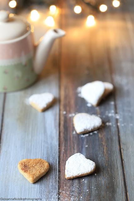 Biscotti di farro alla cannella