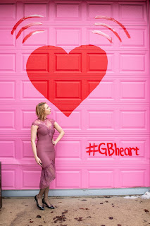Valentines day wall