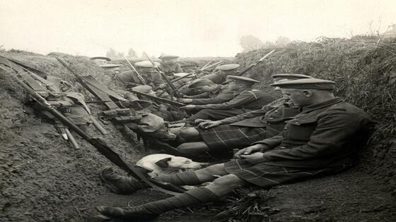 6 مراحل تلخص الحرب العالمية الأولى النتائج والأسباب