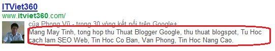 Tùy chỉnh tìm kiếm trong blogger, SEO blogspot 2013