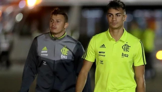 Reinier is due to arrive at Real Madrid and join the training