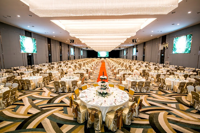 BANGI AVENUE CONVENTION CENTRE (BACC) Pillarless Ballroom
