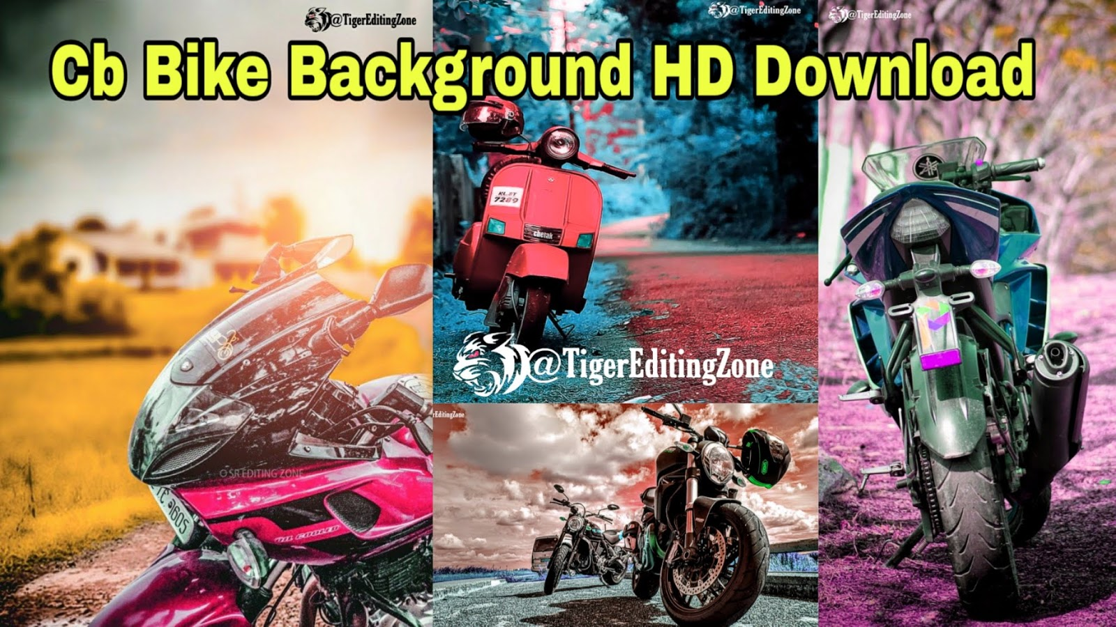 50+ Bike Background HD | CB Bike Backgrounds Images For PicsArt & Photoshop