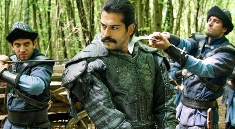 Usta oyuncu Cüneyt Arkın, Kuruluş Osman kadrosuna katıldı