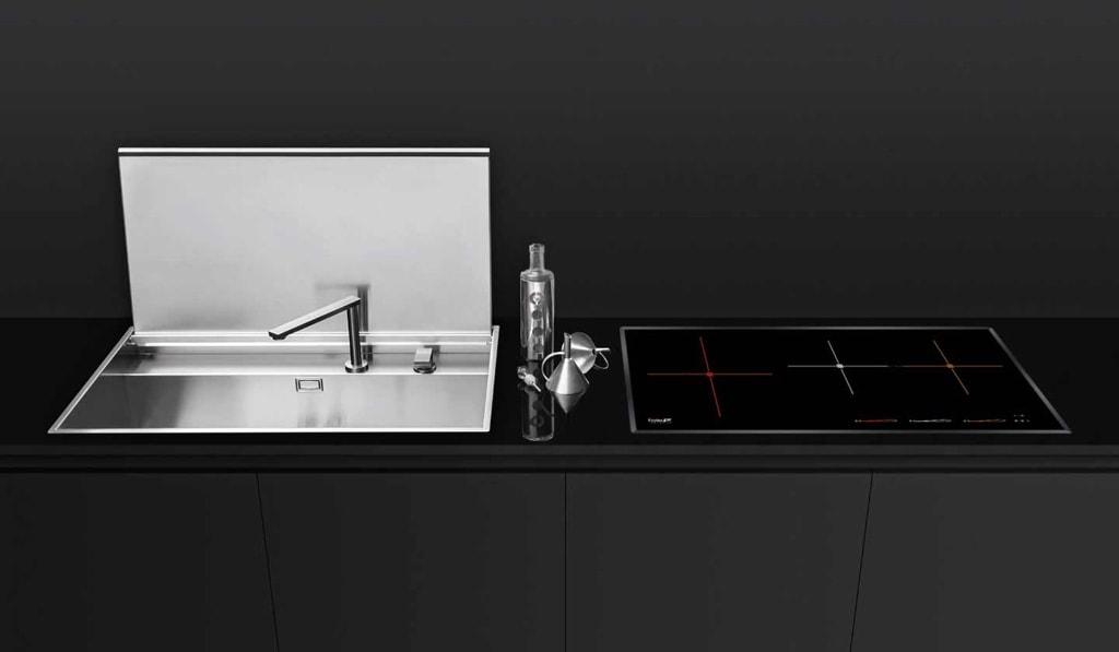 El fregadero: ¿de acero inoxidable o de otro material? - Cocinas con ...