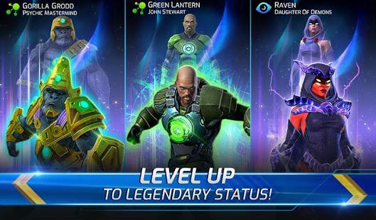 DC Legends: Battle for Justice Mod Apk Full