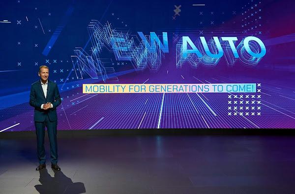 Grupo Volkswagen planeja revolução elétrica até 2030